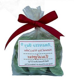 Eucalyptus Soy Wax Melts - 8 OZ  Bag- 16  Scented Wax Disks