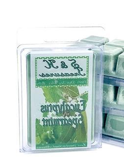 Eucalyptus Spearmint - Pure Soy Wax Melts - Essential Oils -