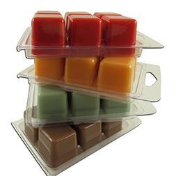 4 pack ~ Fall Harvest Gift Collection ~ Wax Melts~ Pumpkin P