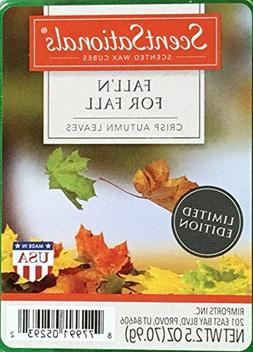 ScentSationals Fall'n for Fall Wax Cubes
