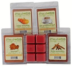 EcoScents Fall Spice Wax Melts Multicolor