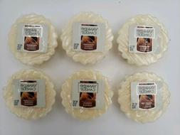 Yankee Candle French Vanilla Tarts Wax Melts Full Case of 24
