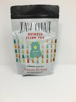 Happy Wax Fresh Mix Soy Wax Melts - Large  Pouch - Over 200