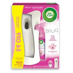Air Wick Pure Freshmatic Ultra Starter Kit Tropical Flowers