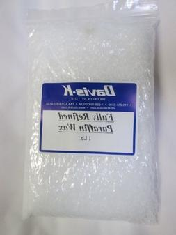 Fully Refined Paraffin Wax Beads - 3 Lbs.