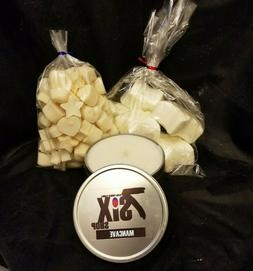 Gift Set: Candle/Wax Melts/Shower Bombs. Fresh/Sandalwood/To