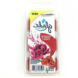 Glade Blooming Peony Cherry Scented Wax Melts 6ct each