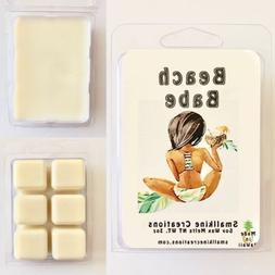 Hawaiian Beach Babe Scented Soy Wax Melts 3oz Hawaii
