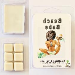 hawaiian beach babe scented soy wax melts