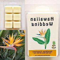 Hawaiian Wedding Scented Soy Wax Melts - Hawaii USA