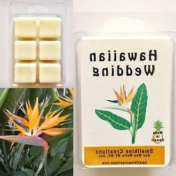 hawaiian wedding scented soy wax melts hawaii