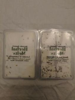 herbal melts wax desert sage cedarwood