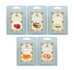 Secret and Scents Highly Scented Soy Wax Melts - 5 Assorted