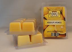 3 Pack of Highly Scented Coo Candles Soy Wickless Candle Bar