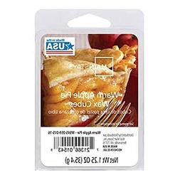 Home Fragrance Wax Warm Apple Pie Wax Cubes