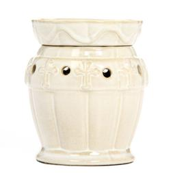 Hosley Candle Company Cream Electric Fragrance Warmer   O4