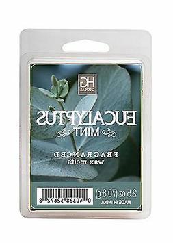 Hosley's Eucalyptus Mint Scented Wax Cubes / Melts/ Tarts, 2