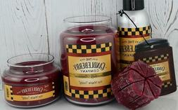 hot maple toddy candle wax melt car