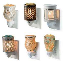Candle Warmers Illumination Plug In Wax Melter Scent Melts T