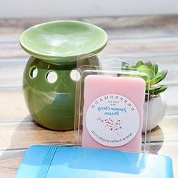 Japanese Cherry Blossom Scented soy wax melts - pack of 6 cu