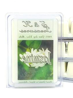 Jasmine - Pure Soy Wax Melts - Essential Oil - Floral Scents