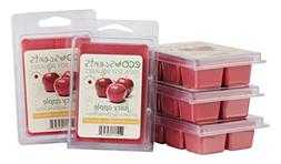 EcoScents Juicy Apple Wax Melts , Red