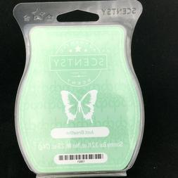SCENTSY Just Breathe 3.2 fl oz wax bar - NEW scented melt cu