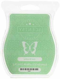 Scentsy, Just Breathe, Wickless Candle Tart Warmer Wax 3.2 O
