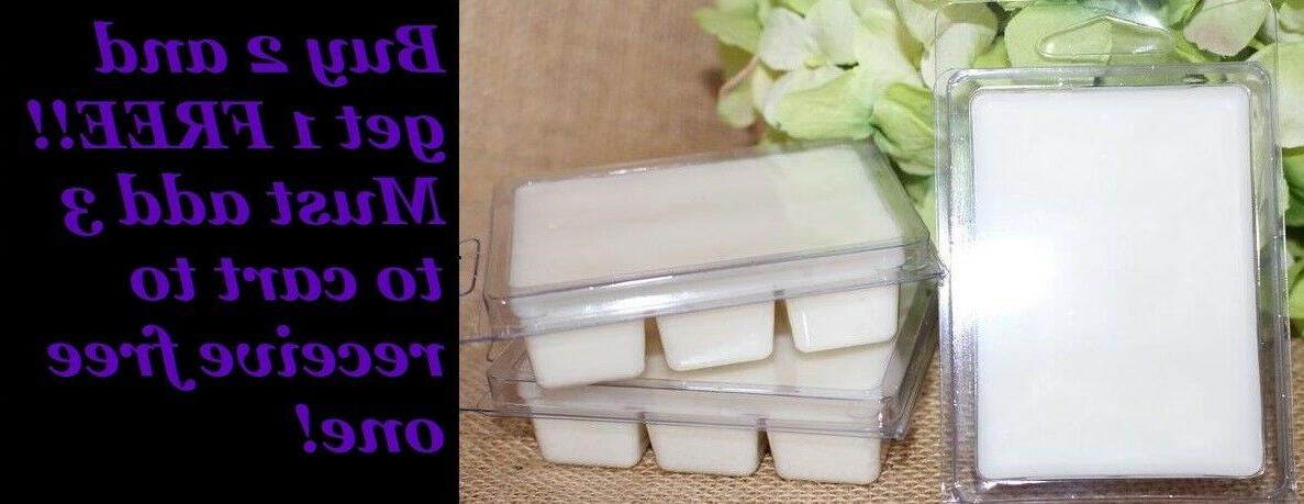 HANDMADE WAX BREAKAWAY MELTS INCENSE SCENTS