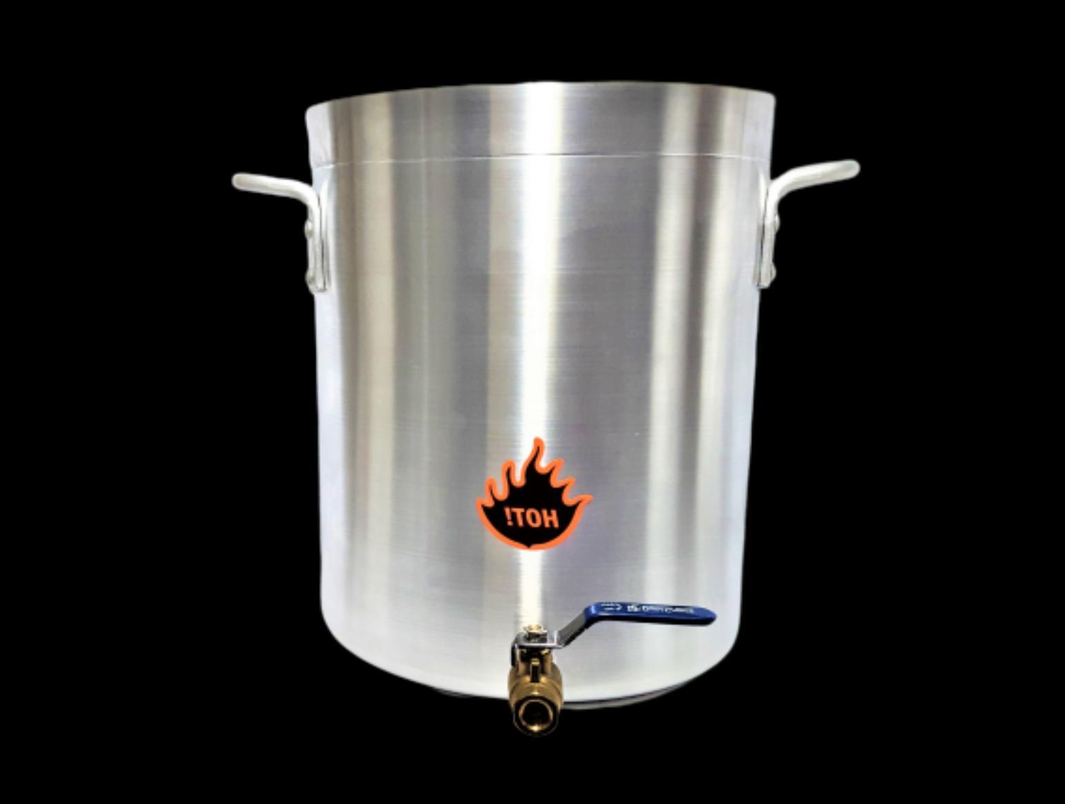 1wax melting vessel 25 lb 16 quart