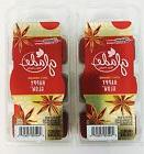2X Sets Glade Happy Glow Apple Cinnamon Scented Wax Melts -