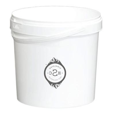 2kg golden 464 soy wax flakes bucket
