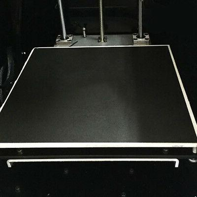 400x400mm Frosted Heated Bed Platform Backing Glue For 3D Prin