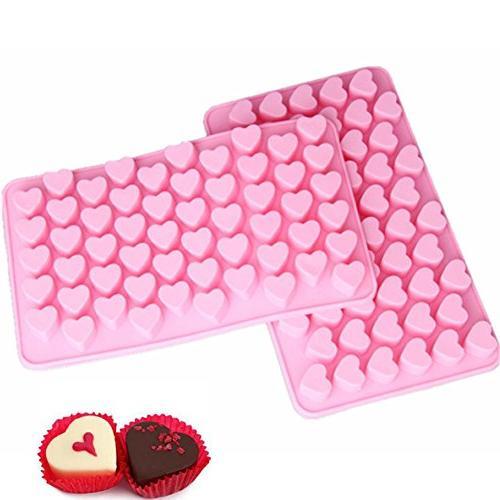 55 cavity silicone gummy molds