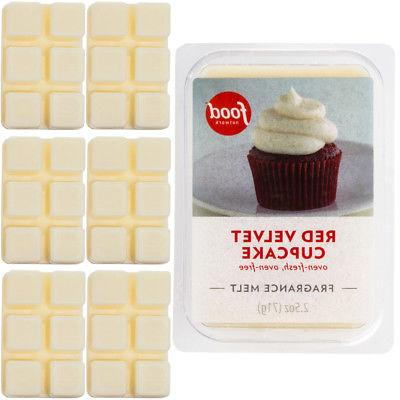 6 Wax Melts 6-Cube Soy Packs Candle Air Freshener