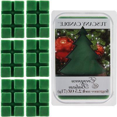 6 Melts 2.5oz 6-Cube Packs Candle Freshener