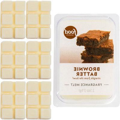 6 Fragrant Melts 2.5oz 6-Cube Packs Freshener