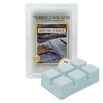 60 Scented Cubes, Candle Wax Melts For Variety