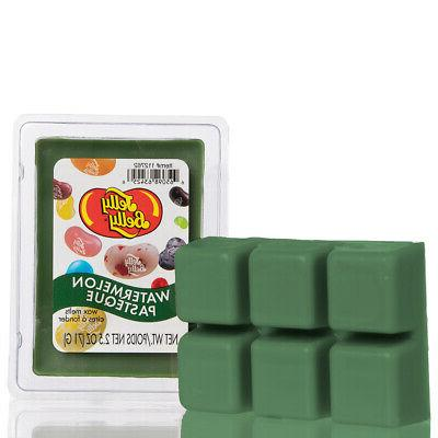 8pk Belly Jelly Beans Candy Soy Wax Cubes Air