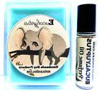 COMBO SET - Eucalyptus 3.4oz Pack of Wax Melts & 1/3oz Roll