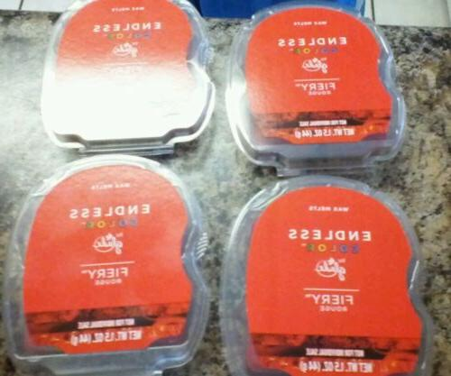 Johnson & Color Wax Fiery Rouge
