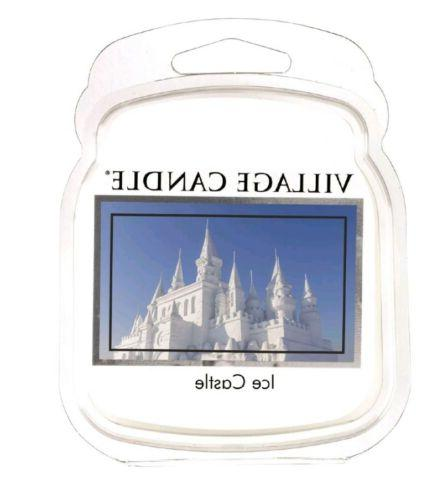Lot of 2! Village Candle Scented Breakable Wax Melts For Oil
