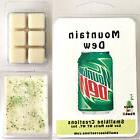MOUNTAIN DEW SODA Scented Soy Wax Melts 3oz Beach Style Home
