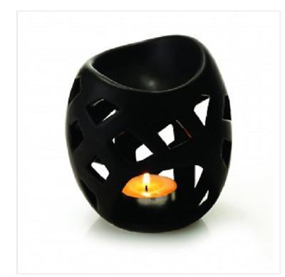 Oil Burner Candle Wax Melt Fragrance Tealight Warmer Aromath