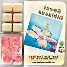 Peach Hibiscus Scented Soy Wax Melts - Hawaii USA