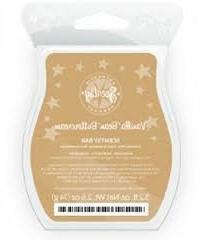 Scentsy Vanilla-Bean-Buttercream Scented Wax, Vanilla Bean