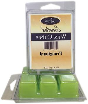 Trinity Candle Factory - Frangipani - Scented Wax Cube Melts