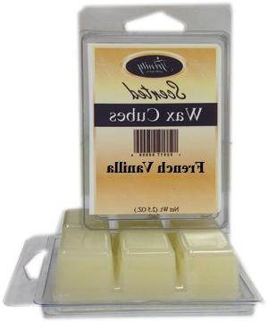 Trinity Candle Factory - French Vanilla - Scented Wax Cube M