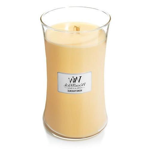 Woodwick Candle 22 Oz. - Honeysuckle