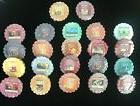 Yankee Candle Tarts  Lot Of 22 Variety Wax Melts